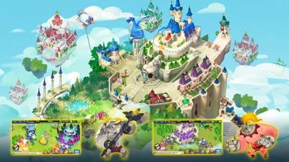 Скриншот Sky Kingdoms