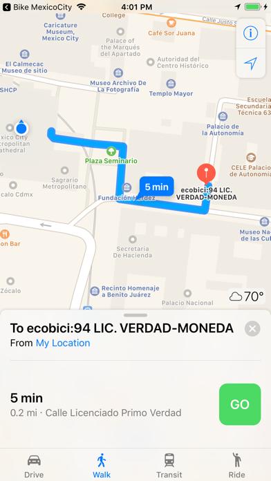 点击获取Bike Stations Mexico City