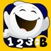 Giggle Ghosts: Counting Fun! - iPadアプリ