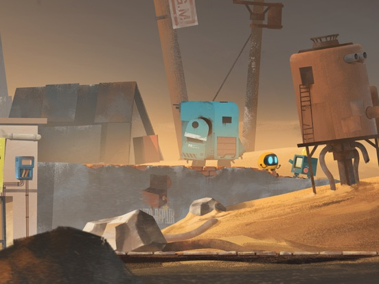 Abi: A Robot's Tale screenshot 9