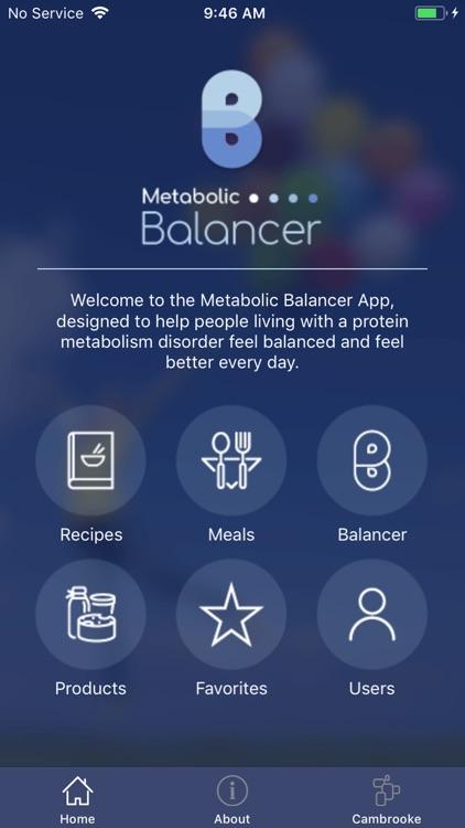 Metabolic Balancer