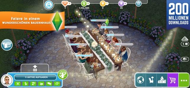 Die Sims Freeplay Im App Store