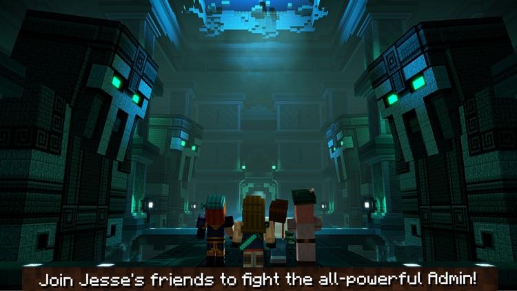 Minecraft: Story Mode - S2 screenshot-3
