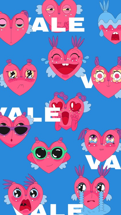 Vale for Valentine's Day