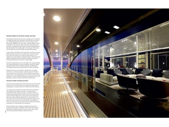 Navis Luxury Yachts Magazine Скриншоты9