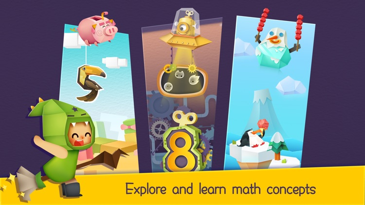 Math's Journey