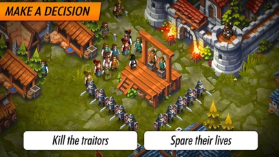 Lords & Castles - Epic Empires screenshot one