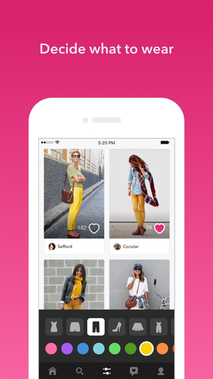 Chicisimo - The outfit ideas app