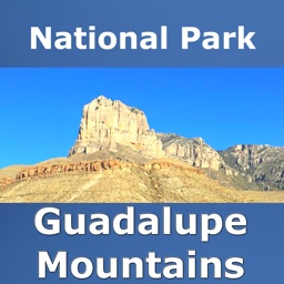 Guadalupe Mountains N Park GPS