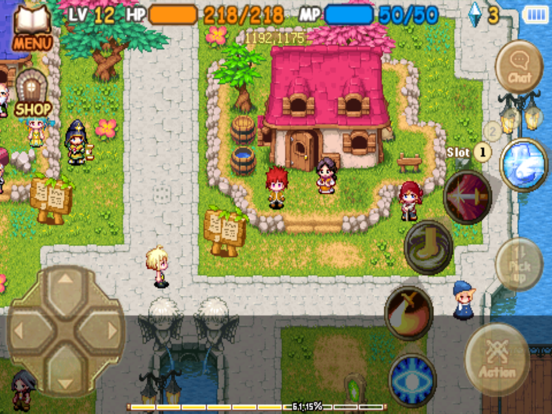 The World of Magic screenshot 7