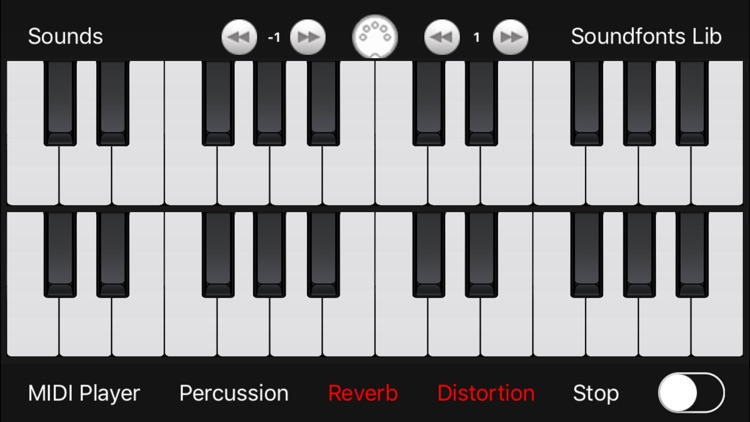 midi Keyboard screenshot-0
