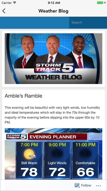 Kansas City Weather Radar KCTV screenshot-4