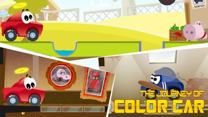 The Journey of Color Car screenshot two