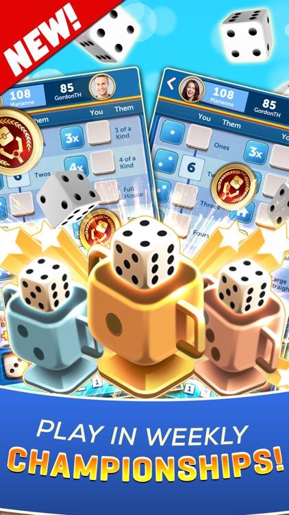 Dice With Buddies: Social Game screenshot-7