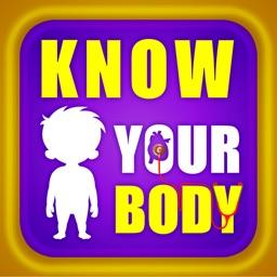 Human Body - External Organs