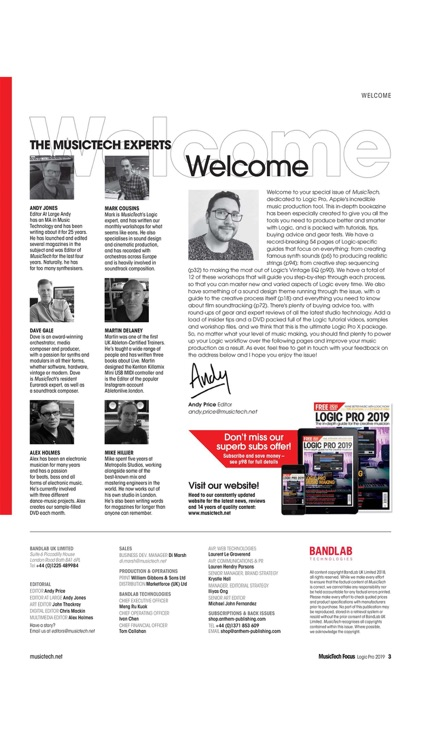 MusicTech Focus Magazine screenshot-1