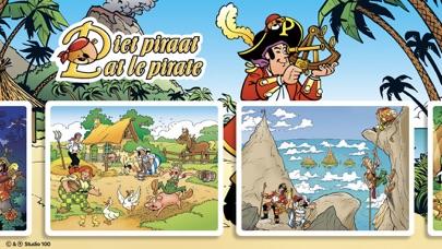 Puzzel Piet Piraat screenshot 7