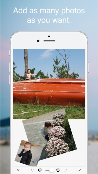 Instamemo - Writing on photos, keeping moments. Screenshot 2