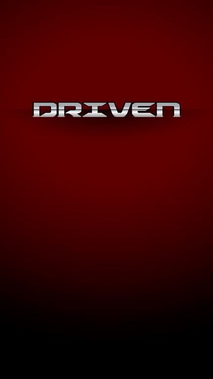 DRIVEN experience screenshot-0