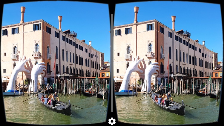 Canal Grande Boat Trip through Venice screenshot-1