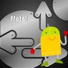 metal soldado no tubo icon