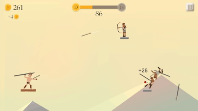 The Warrior - Top Stickman screenshot 1