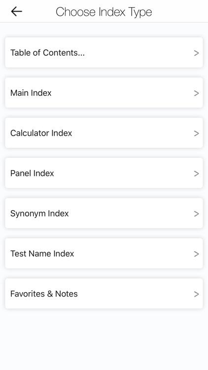 Skyscape Lab Values Mobile App screenshot-4