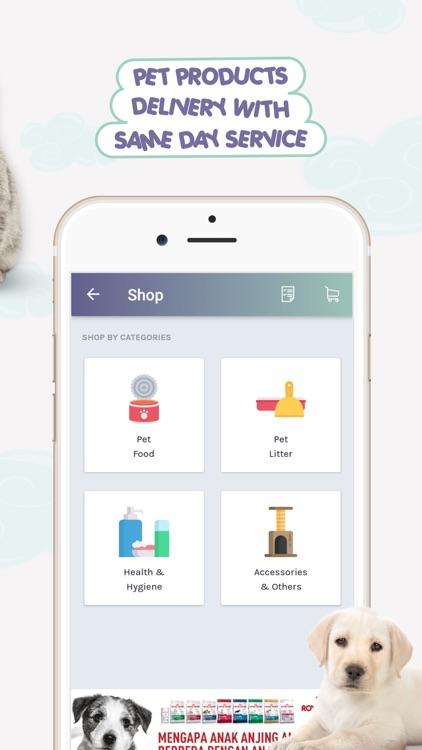 PETO - Pet Services + Adoption screenshot-4