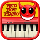 A Red Hot Piano - Make Music With Friends icon