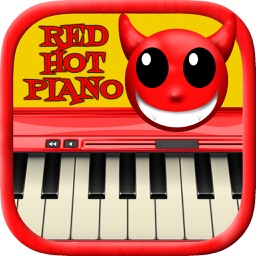 A Red Hot Piano - Make Music With Friends