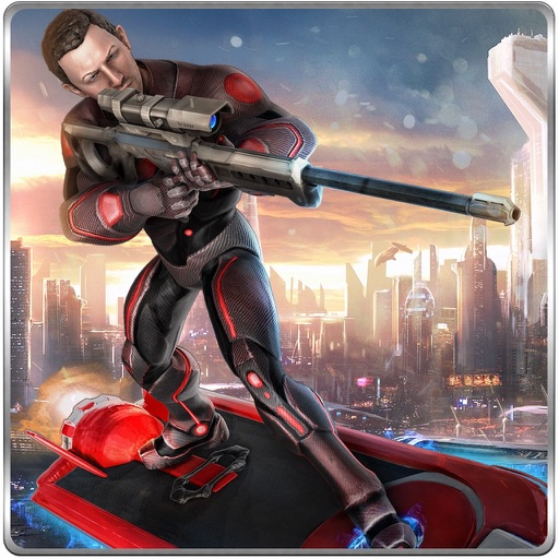 Hoverboard terrorist Sniper