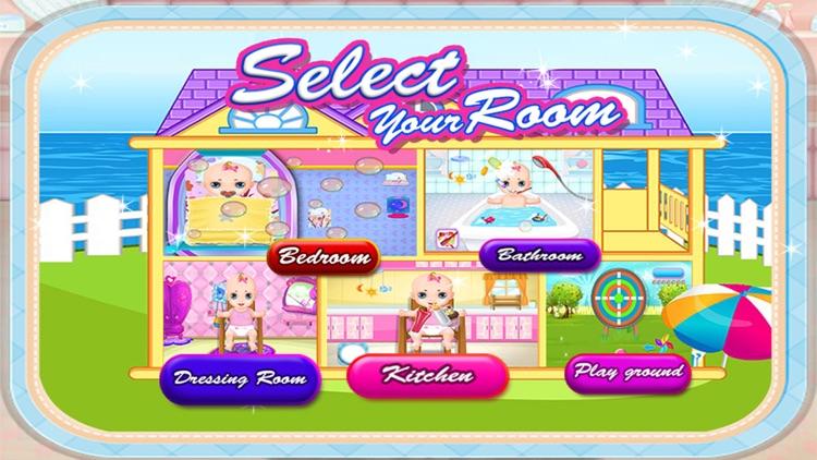 Newborn Baby Care & Play