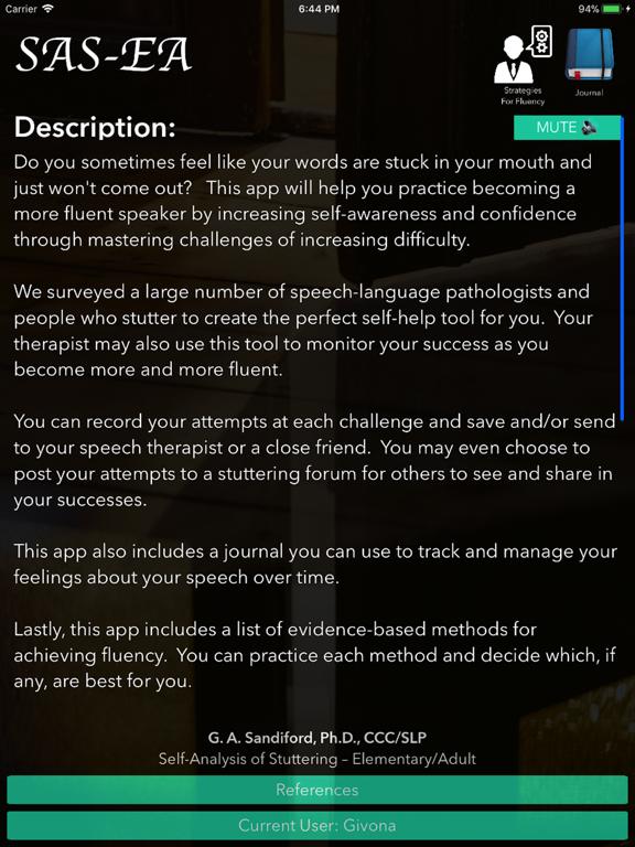 SAS-EA screenshot 6