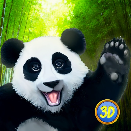 Panda Family Simulator Full icon