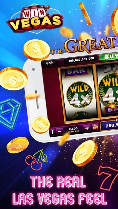 Win Vegas Classic Slots Casino screenshot 1