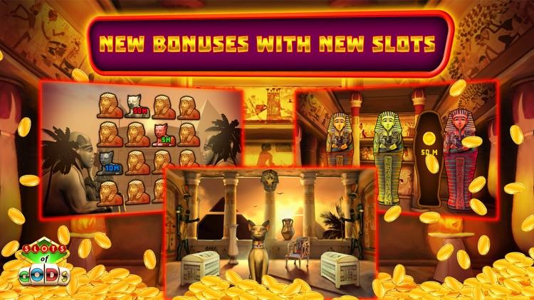 Slots of Gods