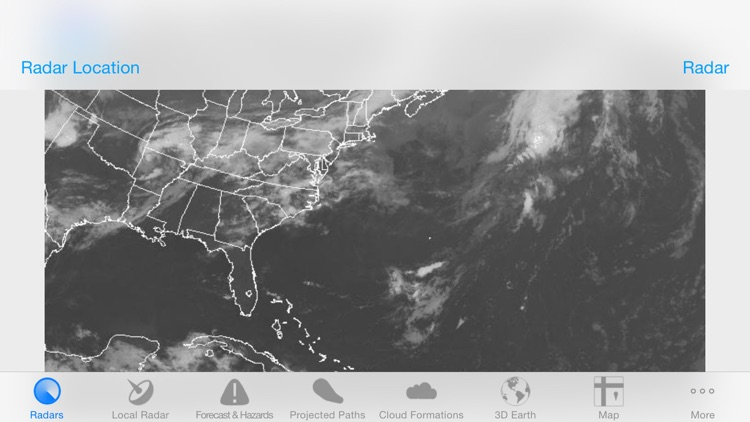 Hurricane Track- Storm Tracker screenshot-3
