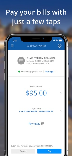 Chase Mobile® บน App Store