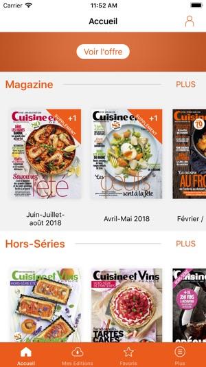 Cuisine Et Vins De France On The App Store