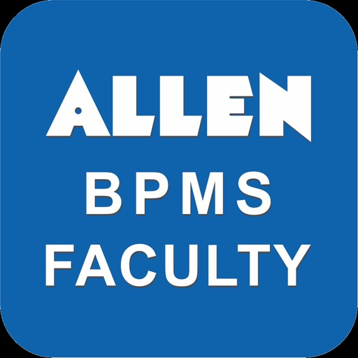 Download Allen BPMS Faculty free for iPhone, iPod and iPad