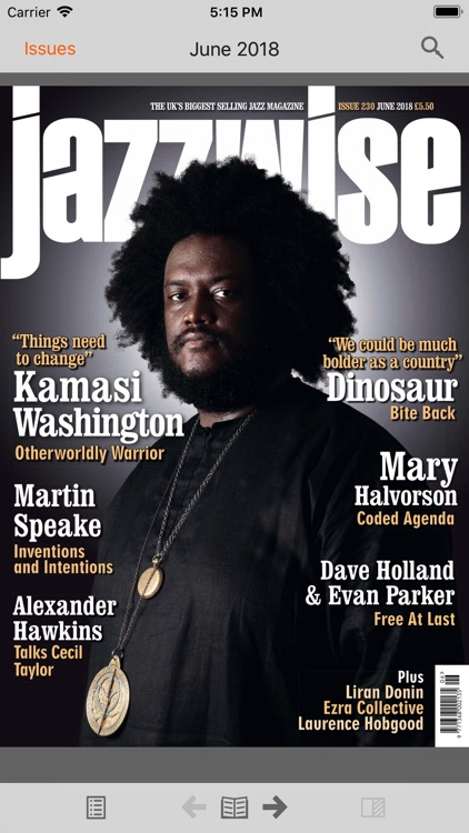 Jazzwise screenshot-2