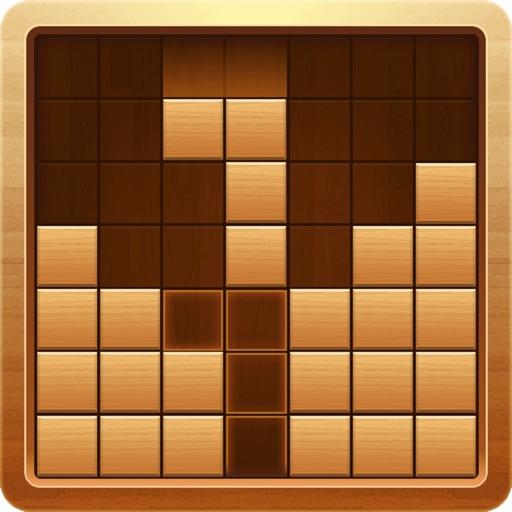 ウッドブロックパズル