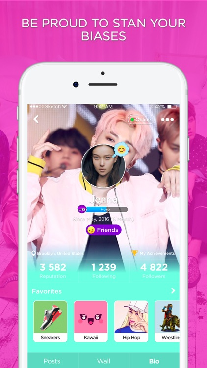 KPOP Amino for K-Pop screenshot-3