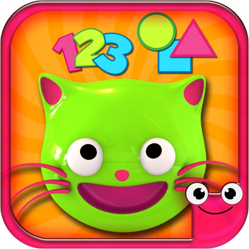 Toddler Learning Game-EduKitty
