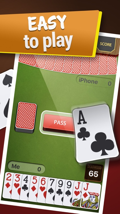 Gin Rummy Best Card Game screenshot-4