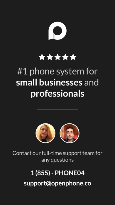 OpenPhone: Second Phone Number on PC: Download free for Windows 7, 8