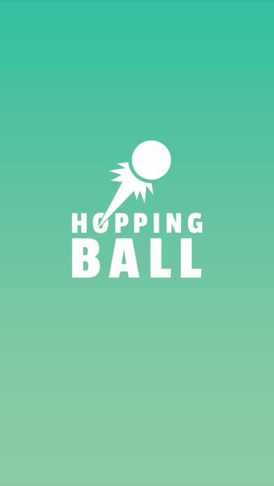 Hopping Ball - cool games ! screenshot 5