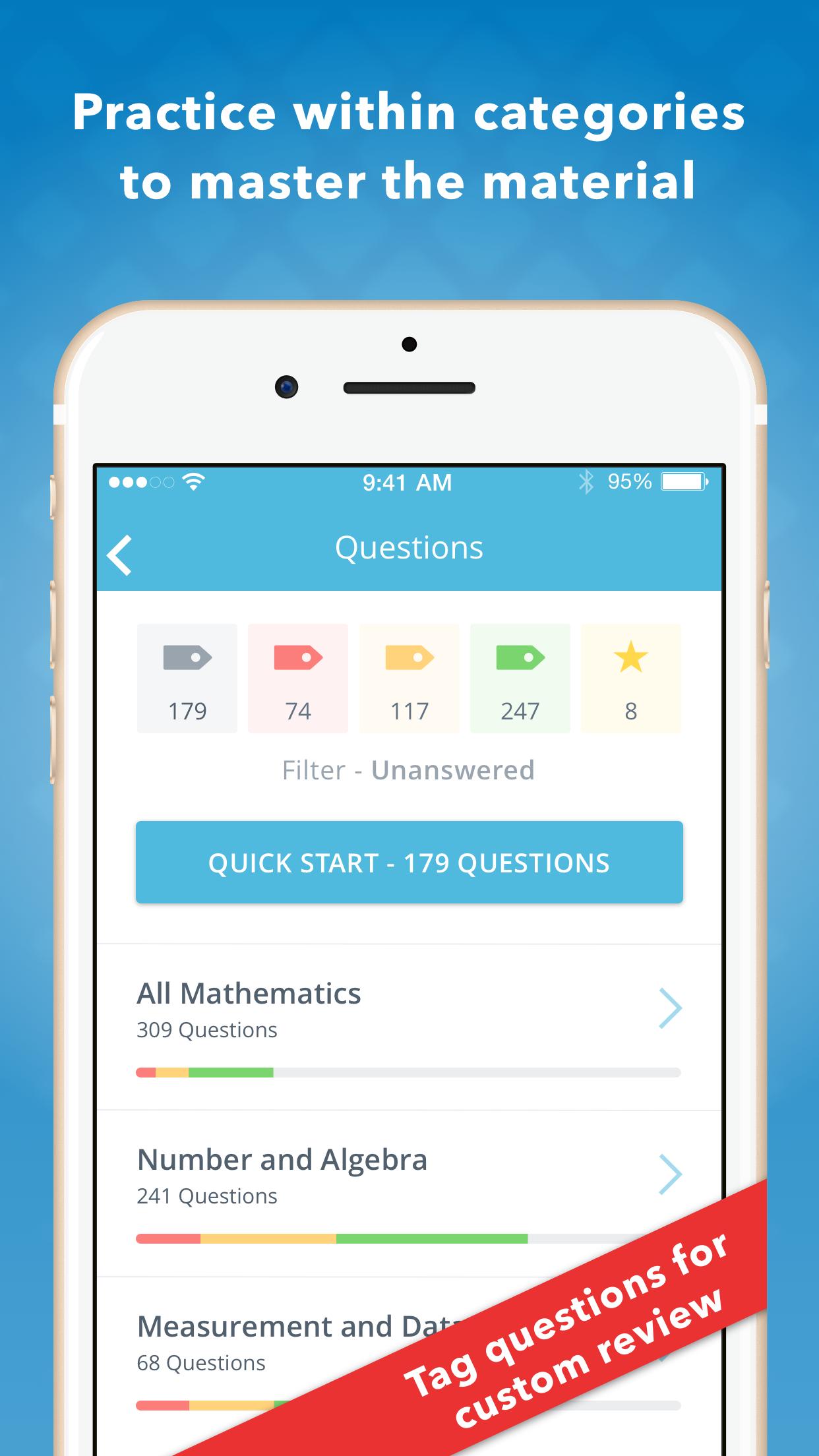 TEAS Mastery: Test Version 6 Screenshot