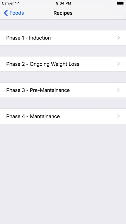 atkins diet macros tracker by thang nguyen