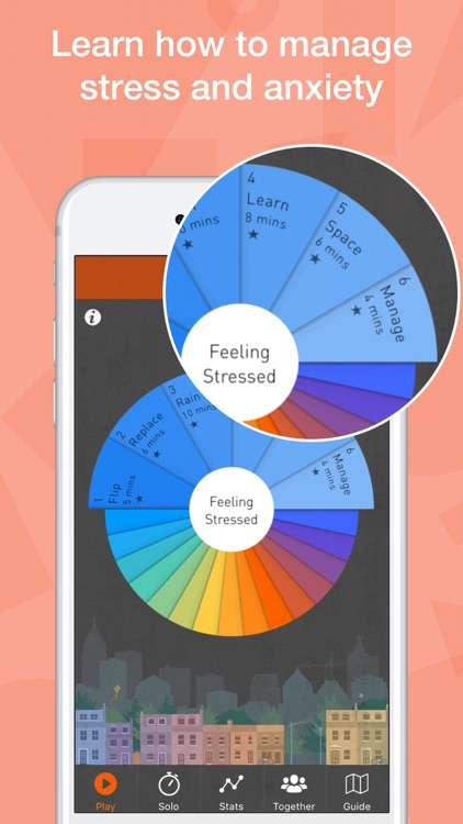 buddhify - modern mindfulness for busy lives screenshot-1
